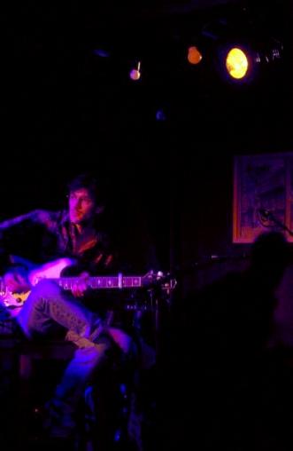 12.02.2010 – Zèbre de Belleville – Paris (avec Julien Fumaz)